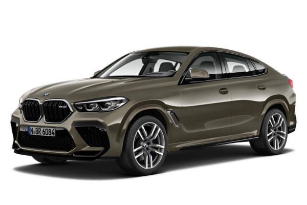 BMW X6 M wheels and tires specs icon