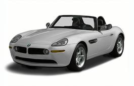 BMW Z8 E52 (E52) Roadster