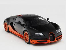 Bugatti EB16.4 Veyron I Coupe