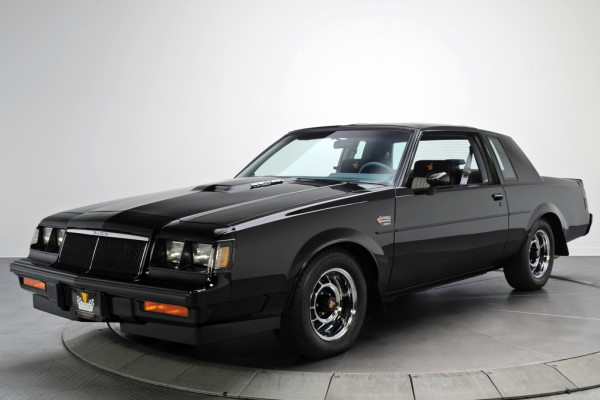 Buick Grand National wheels and tires specs icon