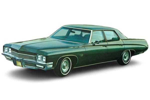 Buick Le Sabre IV (B-body) Saloon