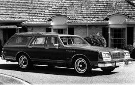 Buick Le Sabre V (B-body) Estate
