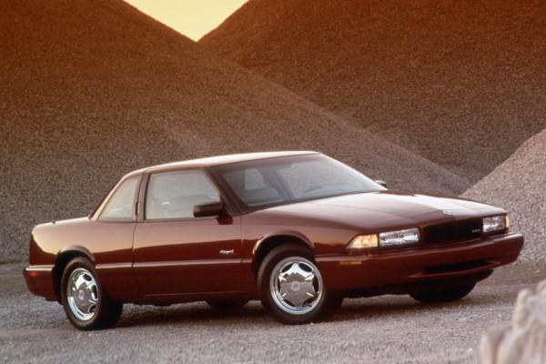 Buick Regal III Coupe