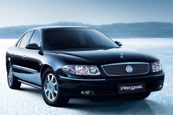 Buick Regal IV Berline