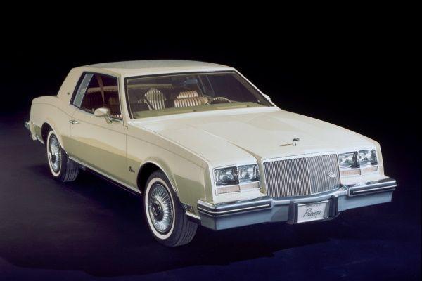Buick Riviera VI Coupe