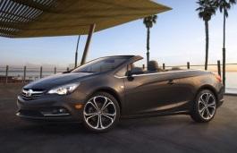 Buick Cascada Cabrio