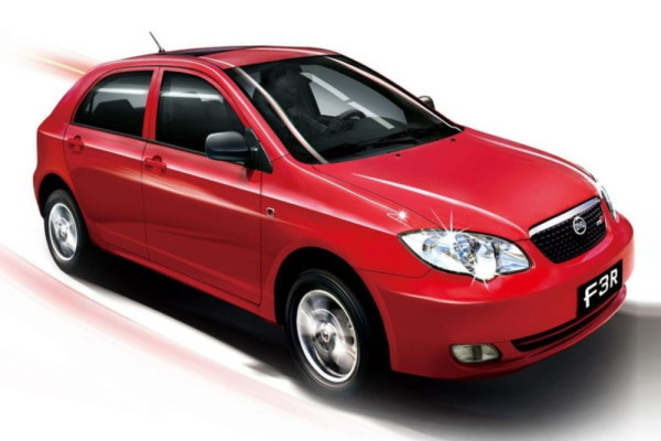 BYD F3 Hatchback