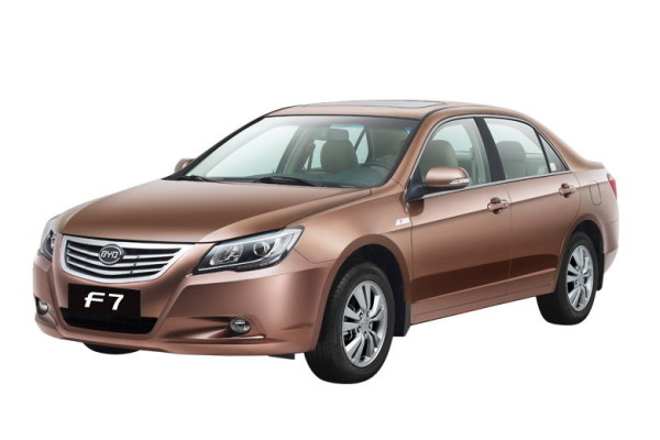 BYD F7 wheels and tires specs icon