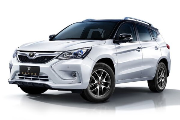 BYD Song wheels and tires specs icon