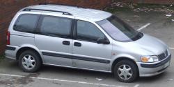 Vauxhall Sintra MPV