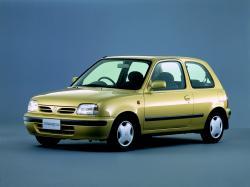 Nissan March II (K11) Hatchback