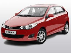 ZAZ Forza wheels and tires specs icon