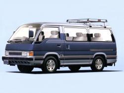Nissan Caravan wheels and tires specs icon