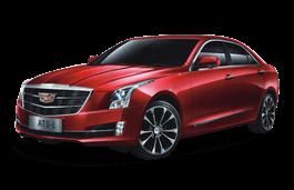 Cadillac ATS-L Saloon