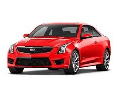 Cadillac ATS-V GM Alpha Coupe