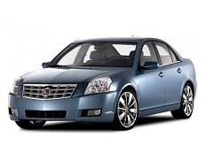 Cadillac BLS GM Epsilon Limousine