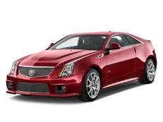 Cadillac CTS-V GM Sigma II Coupe