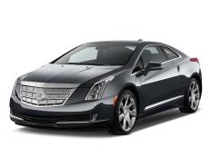Cadillac ELR GM Voltec Coupe