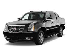 Cadillac Escalade GMT900 Pickup
