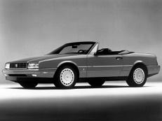 Cadillac Allante wheels and tires specs icon