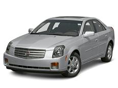 Cadillac CTS GM Sigma I Saloon