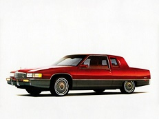 凱迪拉克 弗雷特伍德 C-body Coupe