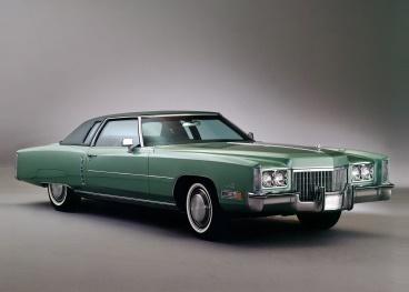 Cadillac Eldorado E-body II Coupe