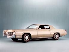 Cadillac Eldorado E-body I Coupe