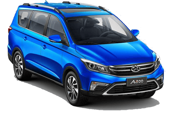 Changan A800 wheels and tires specs icon