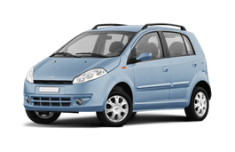 Chery Arauca wheels and tires specs icon