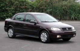 Chevrolet Astra II Limousine