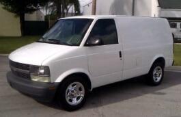 Chevrolet Astro II Box