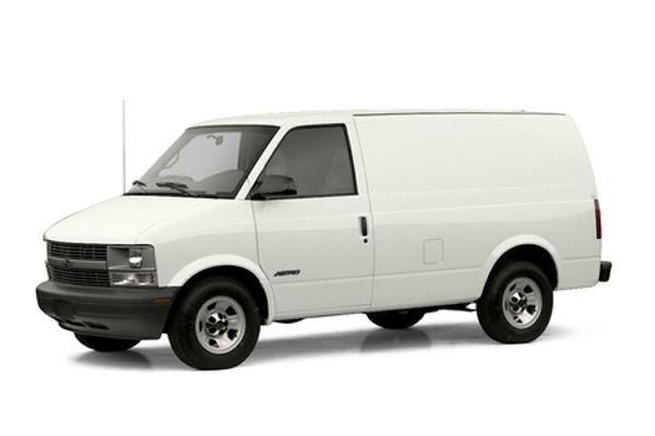 Chevrolet Astro II Cargo Van