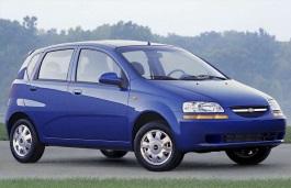 Chevrolet Aveo T200 Hatchback