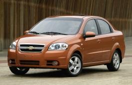Chevrolet Aveo T250 Limousine