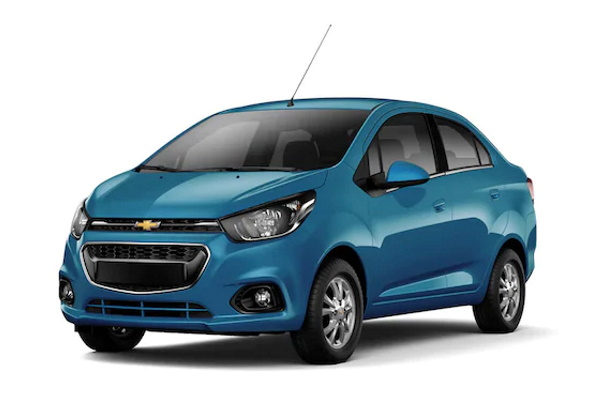 Chevrolet Beat NB wheels and tires specs icon