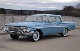 Chevrolet Bel Air wheels and tires specs icon