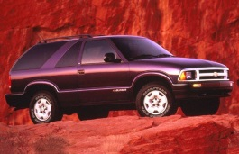 Chevrolet Blazer IV Closed Off-Road Vehicle