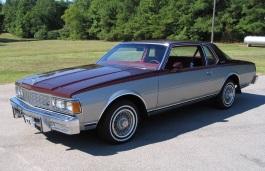 Chevrolet Caprice III Coupe