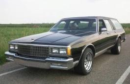 Chevrolet Caprice III Station Wagon