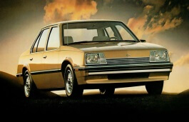 Chevrolet Cavalier I Limousine