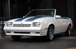Chevrolet Cavalier I Cabrio