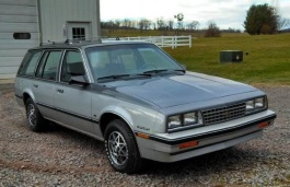 Chevrolet Cavalier I Facelift Station Wagon
