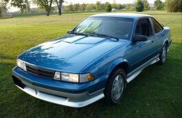Chevrolet Cavalier II Coupe