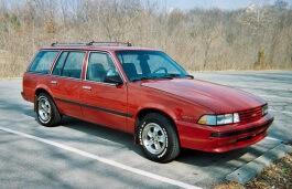 Chevrolet Cavalier II Station Wagon