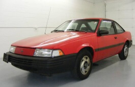 Chevrolet Cavalier II Restyling Coupe