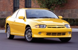 Chevrolet Cavalier III Restyling Coupe