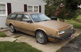 Chevrolet Celebrity Wagon