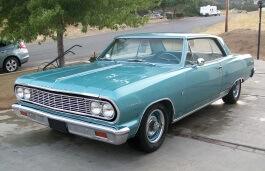 Chevrolet Chevelle I Hardtop