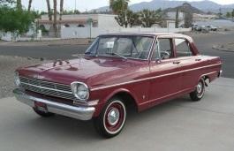Chevrolet Chevy II I Limousine